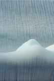 南极冰山 库存照片