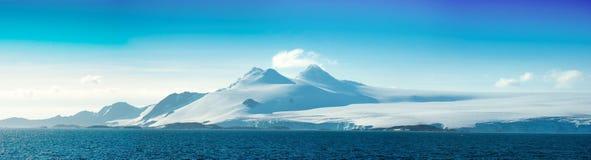 南极冰海岛海岛orkney 库存照片