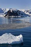 南极洲海湾天堂 免版税库存图片