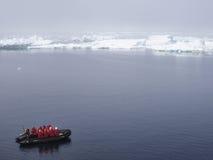 南极洲巡航 库存图片