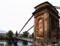 南波特兰街桥梁 免版税库存图片