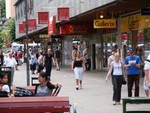南泰利耶市中心 免版税图库摄影