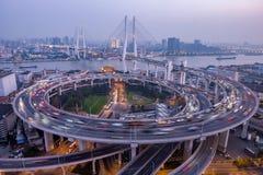 南浦大桥 库存图片