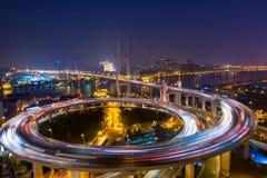 南浦大桥 库存照片
