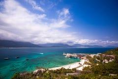 南海 免版税库存图片