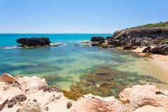 南澳洲的长袍 库存照片