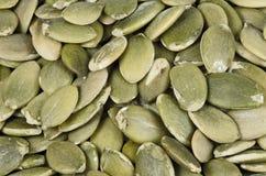 南瓜烤种子 图库摄影