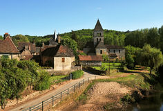 南的法国 库存图片