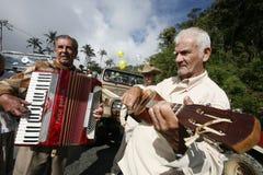 南美委内瑞拉科洛尼亚省托瓦节日 库存图片