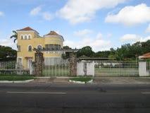 南美建筑学,委内瑞拉 委内瑞拉议院样品  免版税库存图片