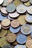南美硬币 免版税库存图片