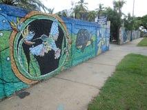 南美街道艺术,委内瑞拉 图库摄影