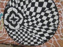 南美街道艺术,委内瑞拉 免版税库存照片