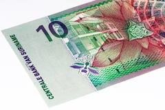 南美currancy钞票 免版税库存照片