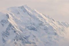 南迦帕尔巴特峰是第9座高山在世界上 图库摄影