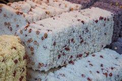 南部一西塘六个的古镇 -----快餐Mihua特性 免版税库存图片