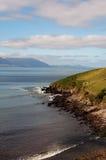 南部爱尔兰的岸 免版税库存照片