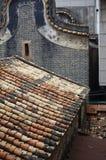 南部的中国古老大厦 库存图片