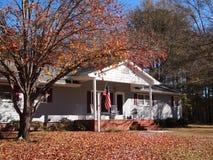 南部的之家 免版税库存图片