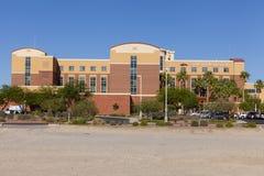 南部的小山医院,白天在拉斯维加斯, 20的6月14日, NV 库存图片