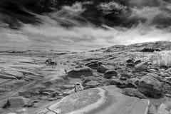 南部的挪威 图库摄影