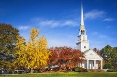 南部的教会 库存照片