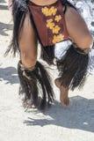 南部的舞蹈家看见 免版税图库摄影