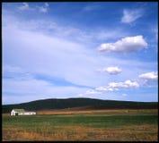 南部非洲的干旱台地高原 免版税库存照片
