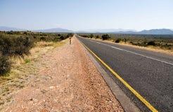 南部非洲的干旱台地高原南非 免版税库存照片