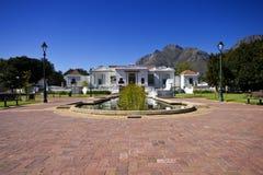 南非国家美术画廊 免版税库存照片