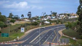 南非庭院大道 库存照片