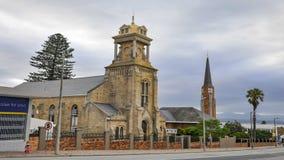 南非庭院大道 库存图片