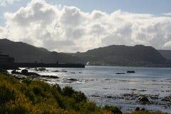 南非开普敦海滩 库存照片