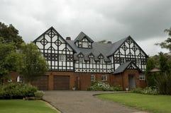 南非洲的宾馆 免版税库存图片