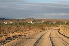 南非洲的横向 免版税图库摄影