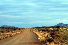 南非洲的横向 免版税库存图片