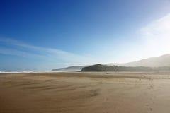 南非洲的海滩 免版税库存图片