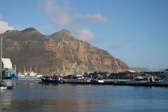 南非洲的港口 免版税库存照片