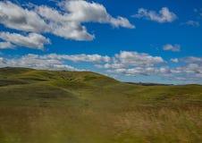 南非的东开普省的风景 图库摄影