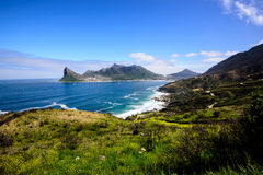 南非的开普敦半岛 库存图片