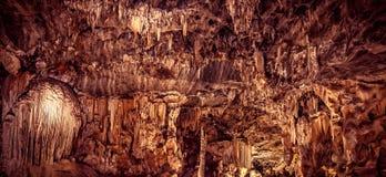 南非的Cango洞 库存图片
