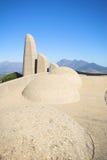 南非荷兰语语言纪念碑 库存图片
