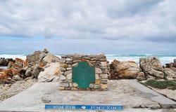 南非,西开普省 库存图片