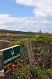 南非,西开普省 免版税库存照片