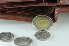南非货币 免版税库存照片