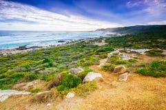 南非洲海角好的希望 库存照片