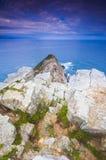南非洲海角好的希望 免版税库存图片