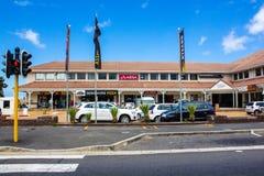 南非购物中心 库存照片