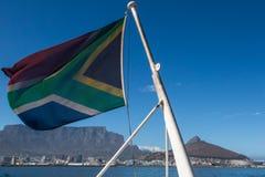 南Afican标志 免版税库存照片