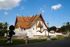 南phumin泰国wat 库存照片